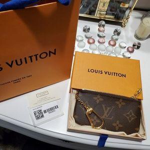 🛍🛍Louis Vuitton 2020 Key Cles 💯 Authentic